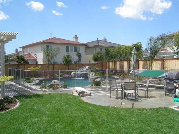 Pool Fence Los Angeles Pool Safety Fences Pool Fence
